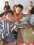 volunteers teaching at CDO (1)