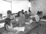 volunteers teaching at CDO (2)